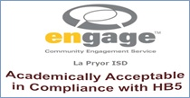 LPISD Academically Acceptable in compliance with HB5